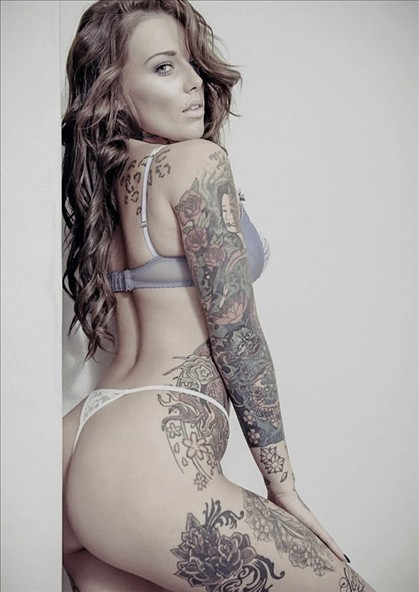 Tattooed Babes 03