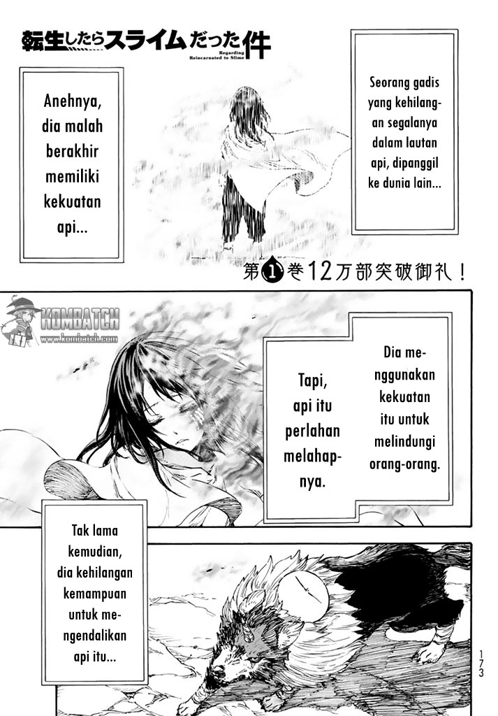 Baca Manga Tensei Shitara Slime Datta Ken Chapter 10 Bahasa Indonesia