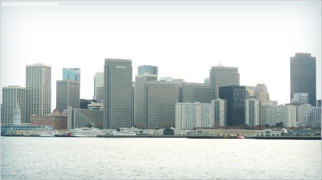 San Francisco desde el ferry