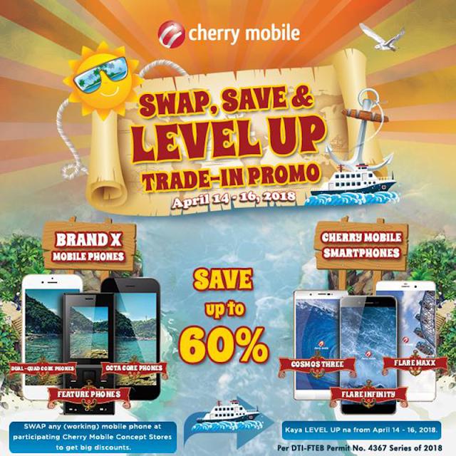 Cherry Mobile announces smartphone trade-in promo