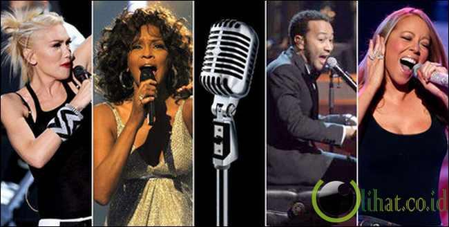 7 Musisi Dunia yang Dulunya adalah Penyanyi Latar