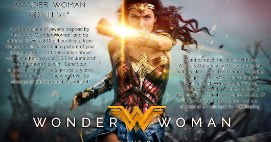 Allegory Gallery Wonder Woman Contest