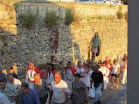 Sv. Ivan i Pavao procesija fjera Ložišća slike otok Brač Online