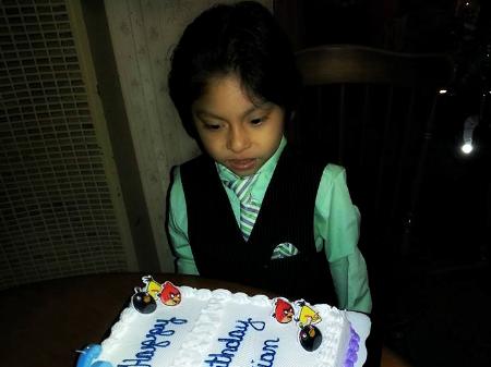 El cumple #6 de mi hijo - My son's birthday #6