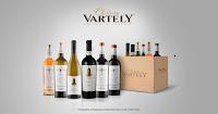 Castiga o selectie de vinuri Chateau Vartely