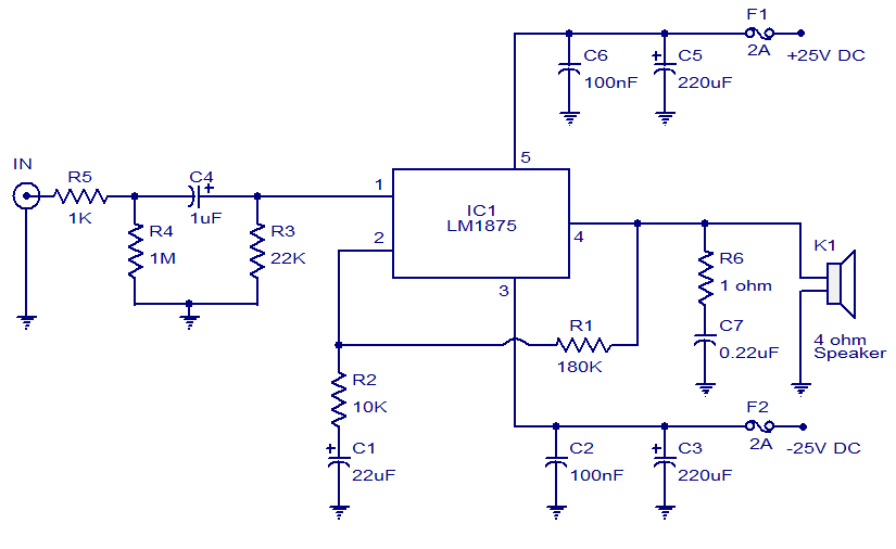 Equalizer Circuit For Home Theater Applications Homemade Circuit