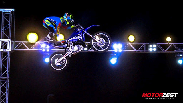 The Apollo Thrill-a-thon Stunt Show in India