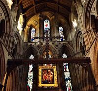 Hexham Abbey,Northumberland, Hexham, Photos Northumberland,