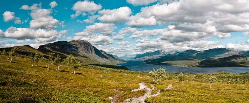 2. The King's Trail, Sweden - 7 Amazing Journeys That Should Be On Your Bucket List