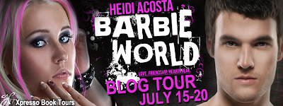 Barbie World Blog Tour & Review Book 1 & 2