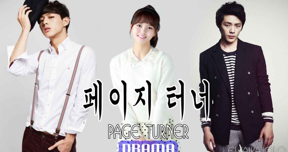 Nonton Drama Korea Page Turner Subtitle Indonesia