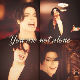 Michael Jackson - You Are Not Alone