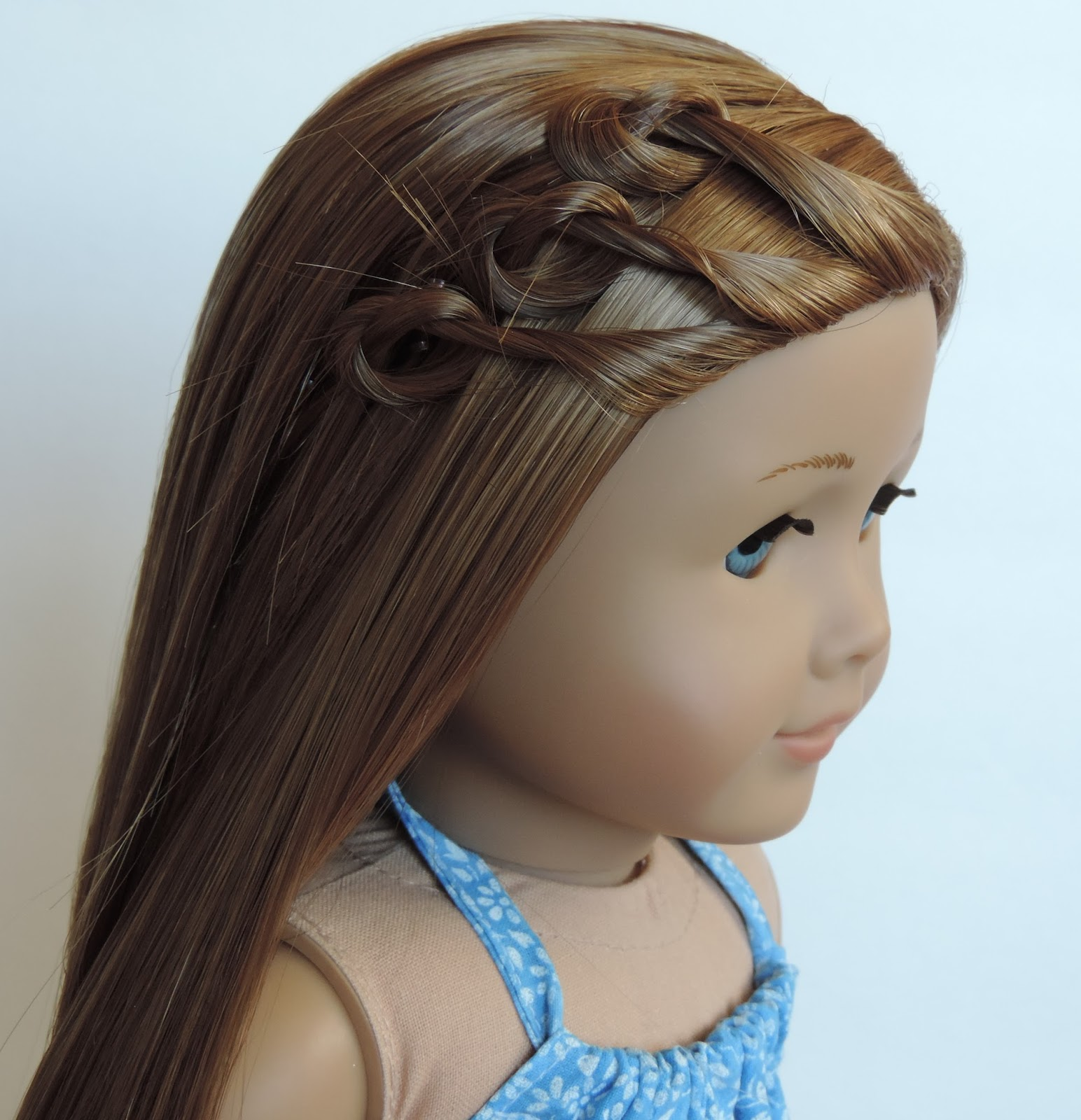 12+ Easy Hairstyles To Do On Dolls, New Concept!