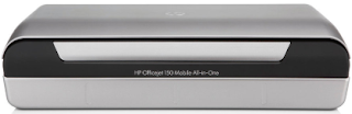 HP Officejet 150 Mobile All-In-One Télécharger Pilote Gratuit