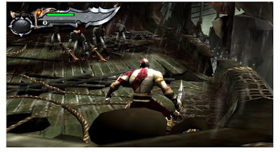 God Of War Highly Compressed PC Game 200 Mb