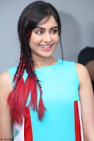 Adah Sharma Trendy Look at the Launch of OPPO New Selfie Camera F3 ~  Exclusive 035.JPG
