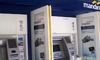 Cara Setor Tunai Mandiri di ATM Bank Mandiri Setor Tunai