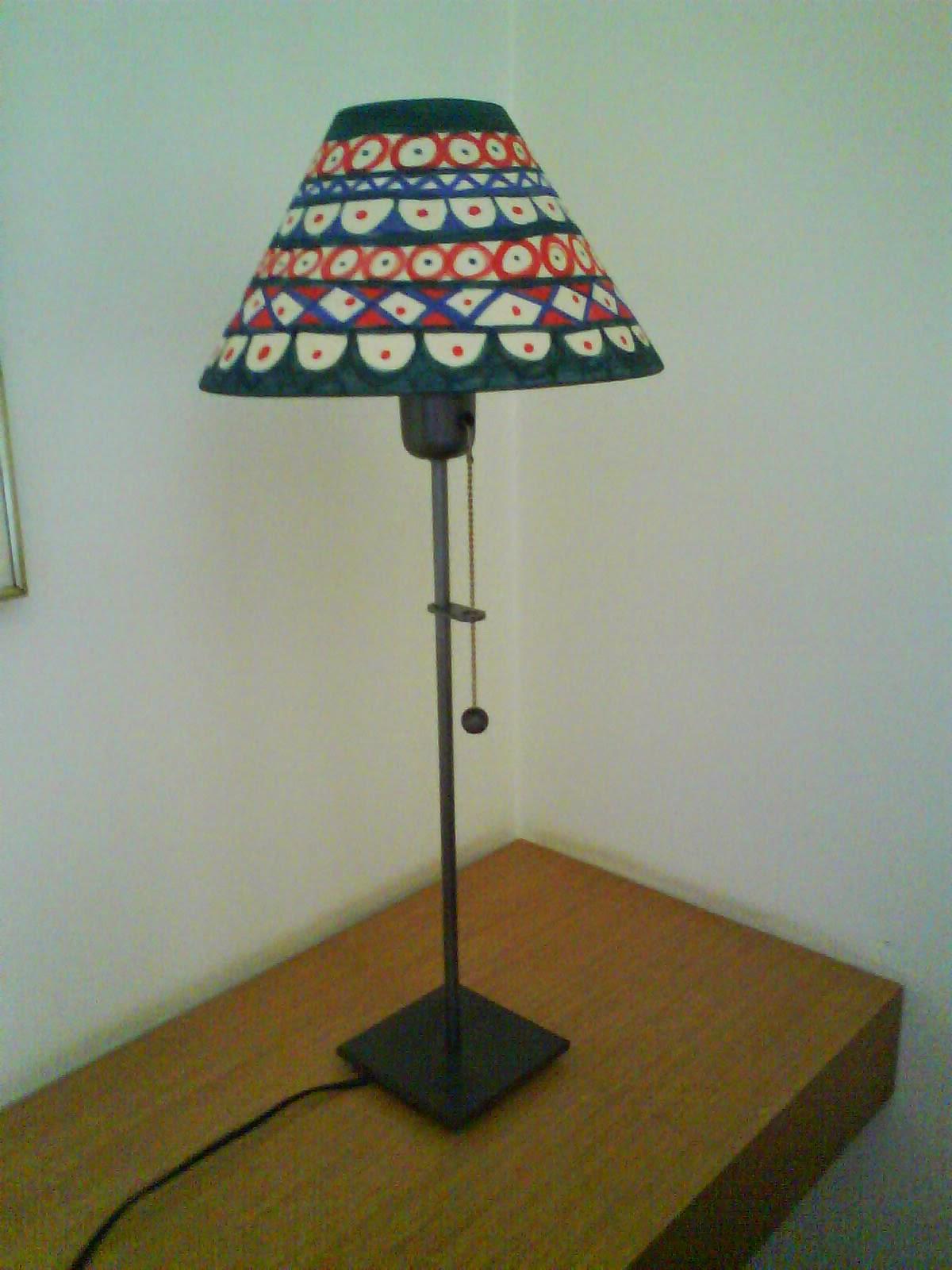 Marks & Spencer lamp