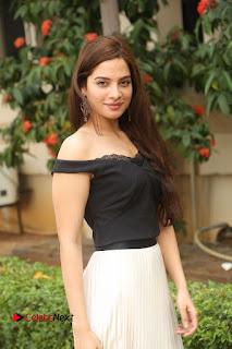 Telugu Actress Tanya Hope Stills at Appatlo Okadundevadu Audio Launch  0017.JPG