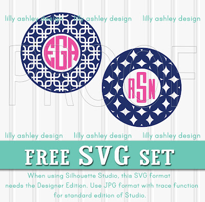 free monogram svg files
