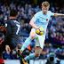 Laporan Pertandingan: Manchester City 3-1 Arsenal