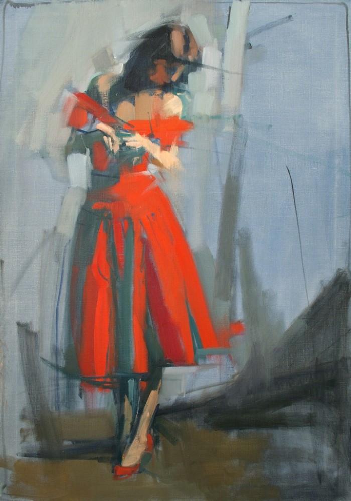 Спокойный голос в современном искусстве. Maggie Sinner