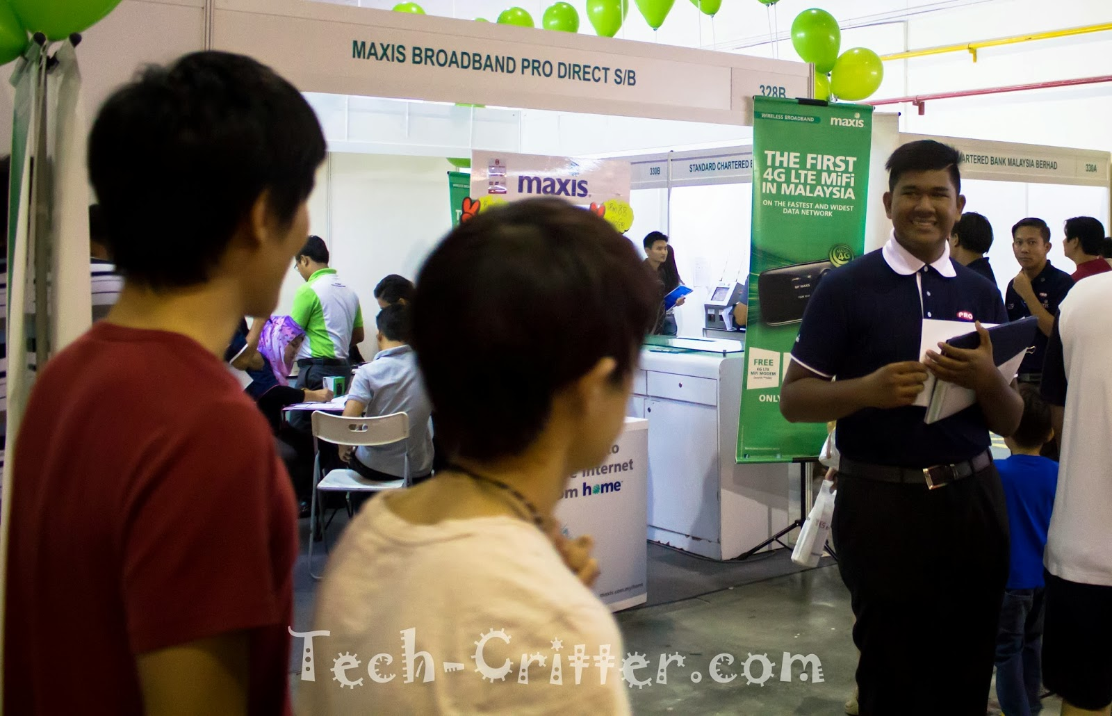 Coverage of the Malaysia IT Fair @ Mid Valley (17 - 19 Jan 2014) 325