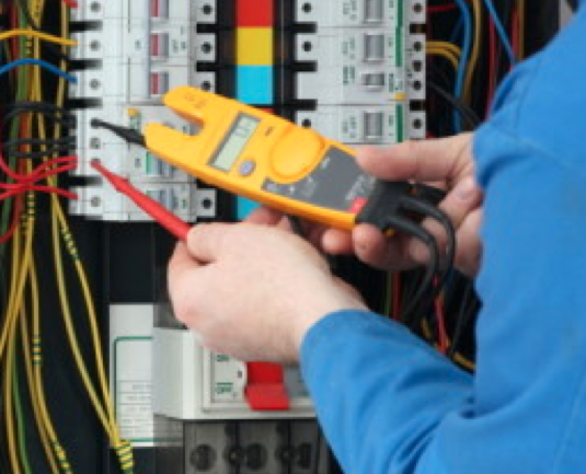 Lighting maintenance: manage energy costs and preempting outages