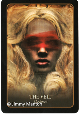Halloween Oracle The Veil