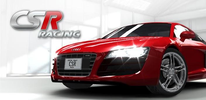 CSR Racing Roid