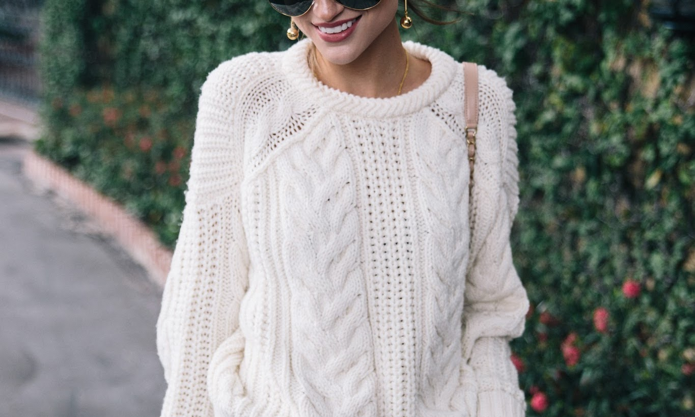 Cable Knit Cool