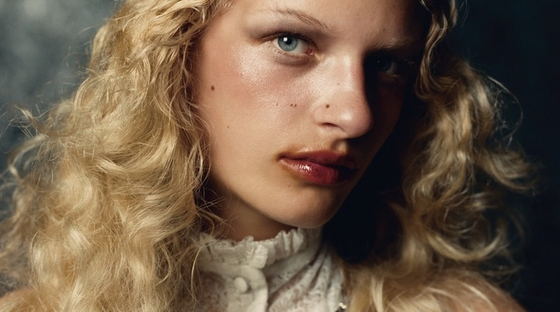 frederikke sofie falbe-hansen by oliver hadlee pearch for dazed fall 2015