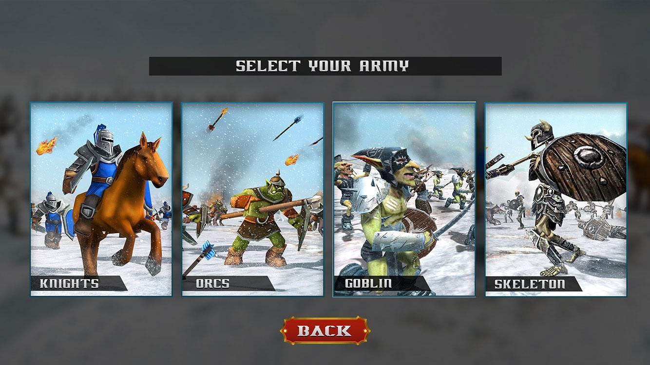 Ultimate Epic Battle War Fantasy Game MOD APK