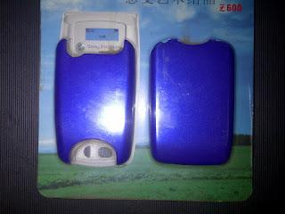 casing Sony Ericsson Z600