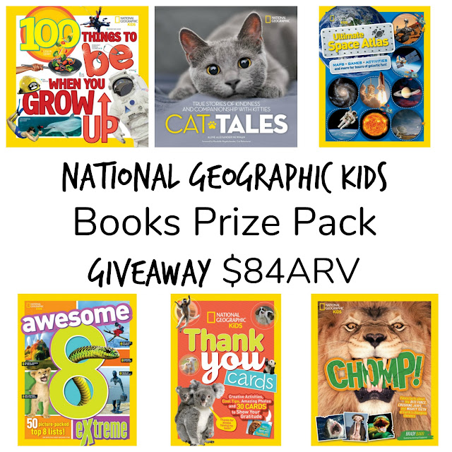 huge book giveaway, read real books, unplug and play ideas, books build brainpower, keep kids entertained while traveling, back to school 2017 sweeps, ng kids book giveaway