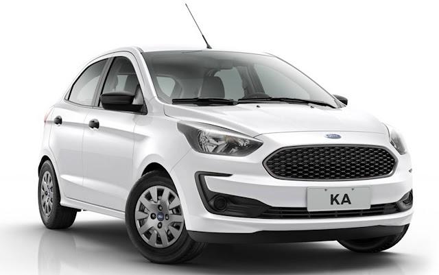 Novo Ford Ka SE 1.5 2019 Automático