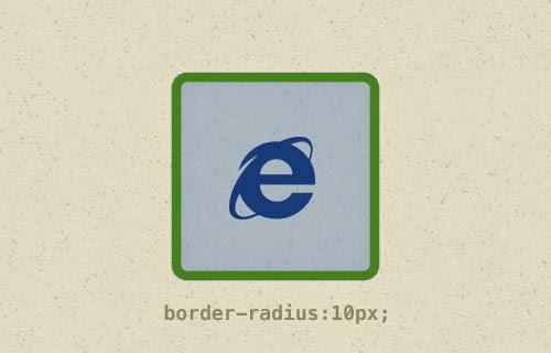 Cara Mengaktifkan CSS3 Border Radius Di Internet Explorer 8 ... Membuat border radius di Internet Explorer versi terbaru...