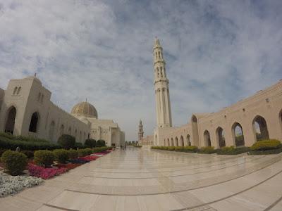 Viaje a Omán, 2º parte. Que ver en Mascate - Blog Viajar fácil y barato