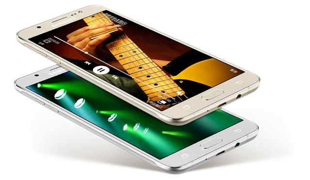 Les Samsung Galaxy J5 et J7 prochainement !
