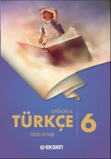 6. Sınıf Türkçe Eksen Yayıncılık Çalışma Kitabı Cevapları