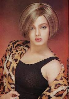 Mamata Kulkarni As Blonde Babe