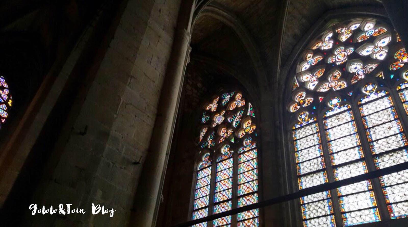 Saint-nazarie-basilica-carcasona-carcassonne-viajar-con-niños