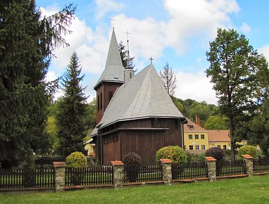 Kościół św. Józefa w Komańczy