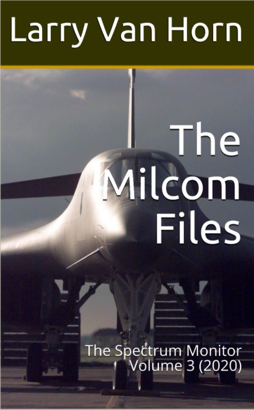 The Milcom Files: The Spectrum Monitor Volume 3 (2020)