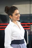 Rakul Preet Singh looks super cute in White Shirt and Skirt at Jaya Janaki Nayaka press meet 10.08.2017 011.JPG