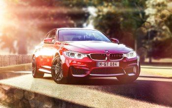 Wallpaper: BMW M4 Gran Turismo 6