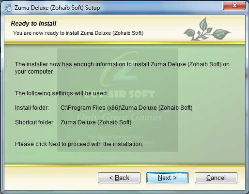 Zuma Deluxe Full Game Setup Free Download (Size 12 4 MB
