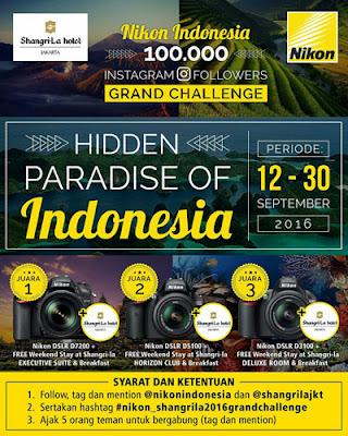 Hidden Paradise of Indonesia - Nikon Indonesia
