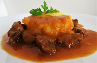 Gulaš od ovčetine / Goulash from mutton