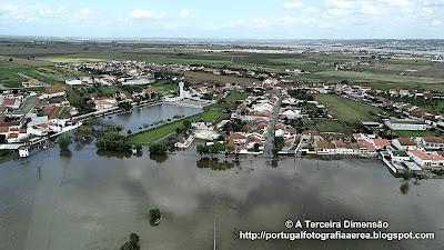 Cheias do Rio Tejo - Pombalinho